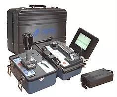 Tritec fibre optic splicing equipment