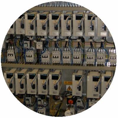 Process control cabinet