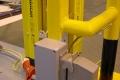 BAe Systems Fuselage jig PIR curtain